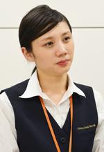 人事部:武藤氏