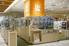 店舗:TIC TAC