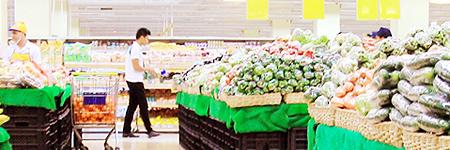 食品スーパーコンサルティングの画像