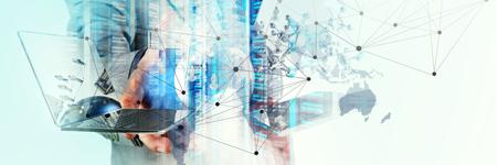 業界研究の画像